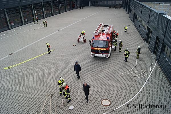 Feuerwehr Ausbildung
