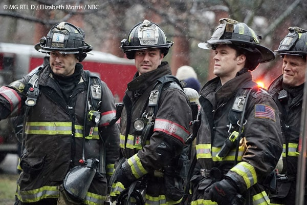 Chicago Fire Charaktere