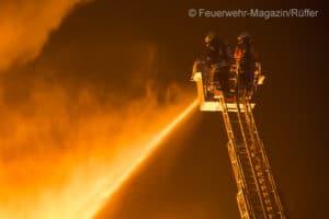 In Birkenau brannte das Feuerwehrhaus. Symbolfoto: Michael Rüffer