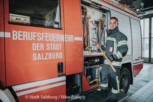 Neue PSA für BF Salzburg