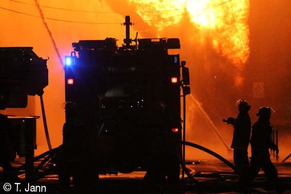 In Sao Paulo stürzte ein Hochhaus nach einem Großbrand ein. Symbolfoto: Timo Jann