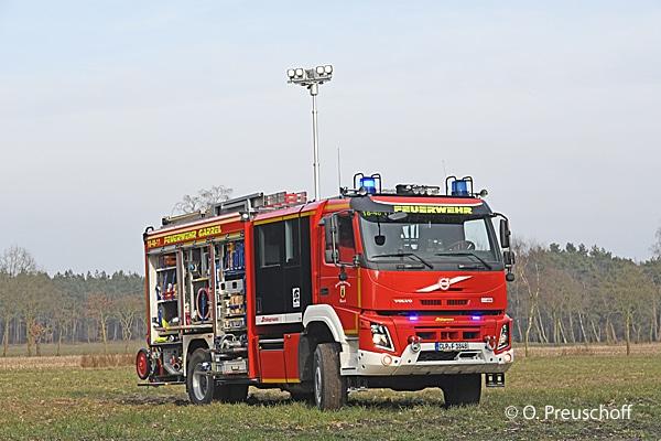 HLF 20 auf Volvo