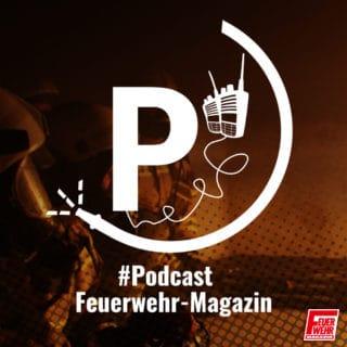 Podcast Logo Feuerwehr-Magazin