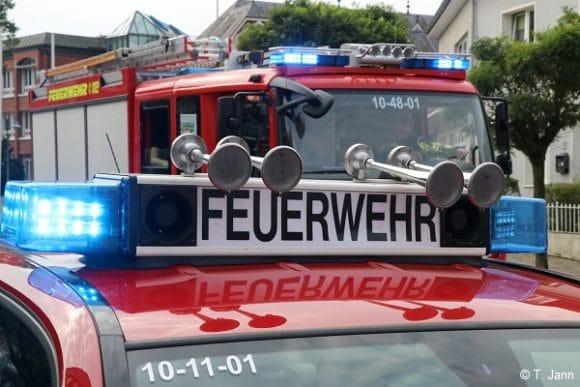Symbolfoto Feuerwehr