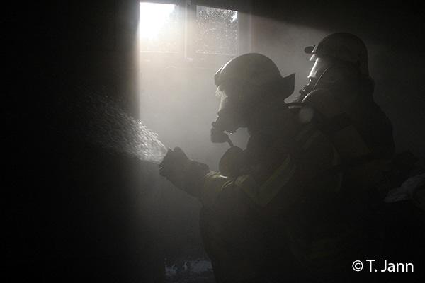 In Matternburg (Österreich) geriet bei einer Übung der Feuerwehr ein Kindergarten in Brand (Symbolfoto).
