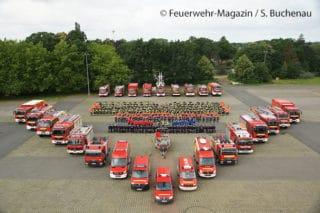 Reportage Feuerwehr-Magazin
