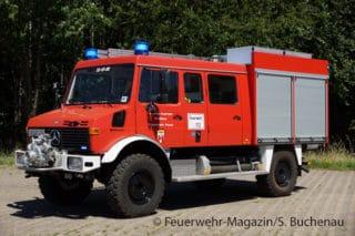 Unimog LF 8 Alter Schatz