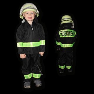 Kinder Feuerwehr Kostüm
