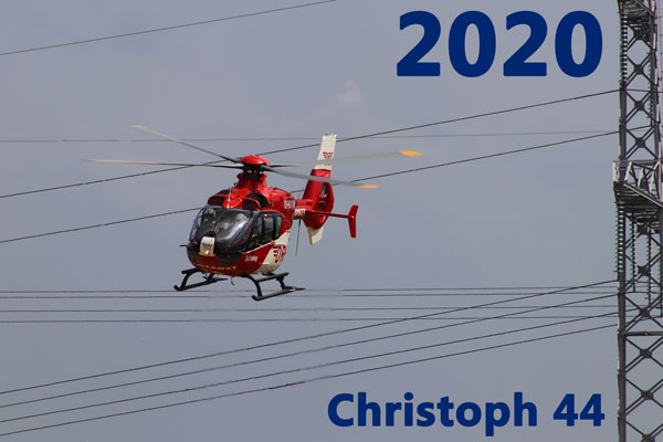 Christoph 44 Kalender