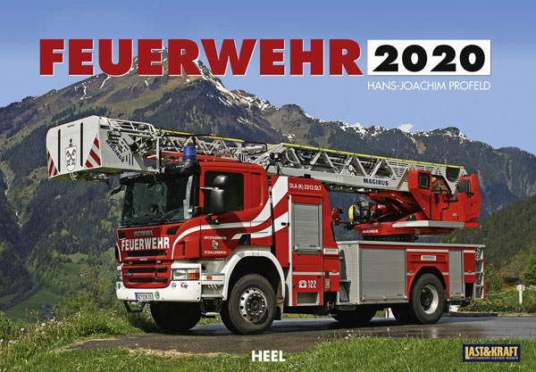 Heel Kalender Feuerwehr 2020