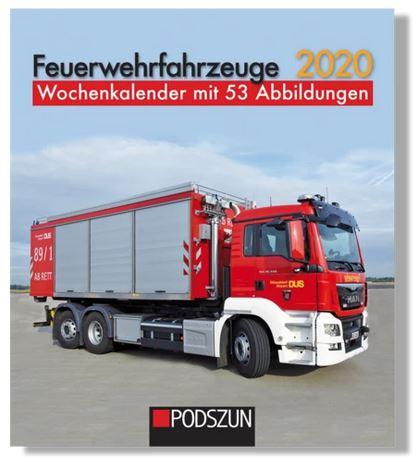 Feuerwehrfahrzeuge 2020 Podszun