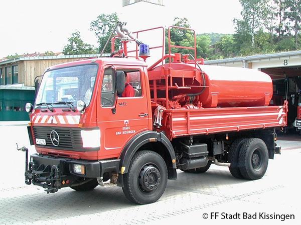 S-TLF dere Feuerwehr Stadt Bad Kissingen