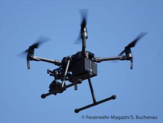 Drohne von DJI