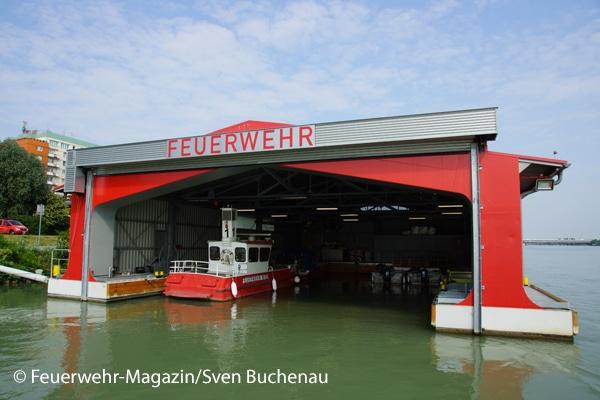 Wasserstützpunkt BF Wien