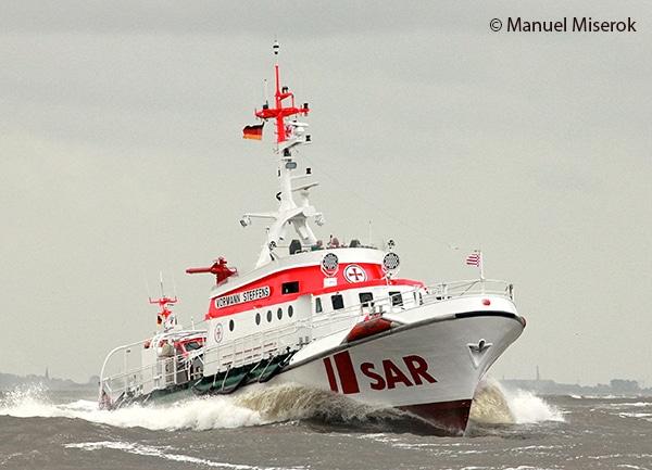 """Seenotrettungskreuzer """"Vormann Steffens"""""""