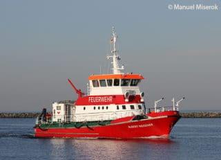 """Feuerlöschboot """"Albert Wegener"""""""