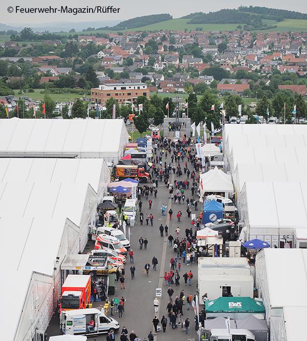 Messe RETTmobil Fulda