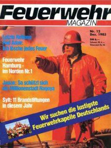 Produkt: Download Feuerwehr-Magazin-Erstausgabe