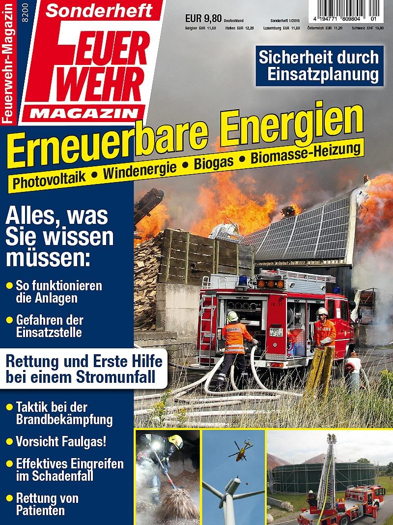 Produkt: Sonderheft: Erneuerbare Energien