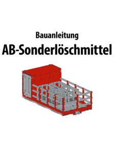 Produkt: Bauanleitung AB-Sonderlöschmittel