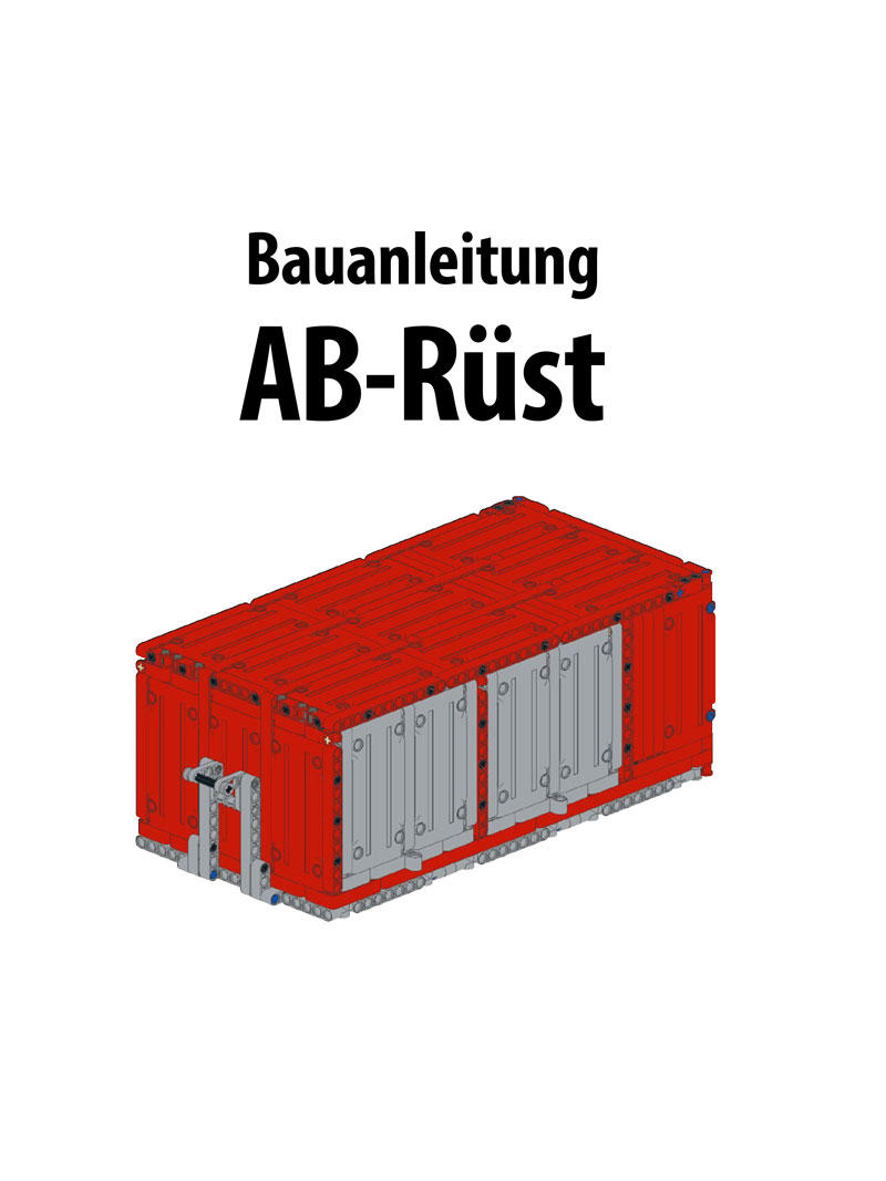 Produkt: Bauanleitung AB-Rüst