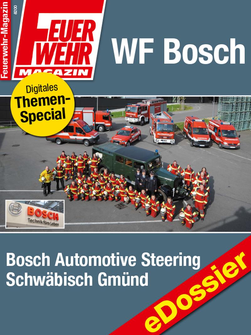 Produkt: Download Werkfeuerwehr der Robert Bosch Automotive Steering GmbH