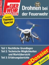 Produkt: Drohnen bei der Feuerwehr Teil 1 - 3