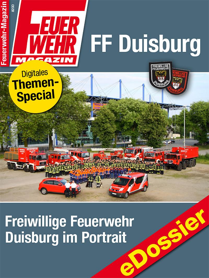 Produkt: Download Freiwillige Feuerwehr Duisburg