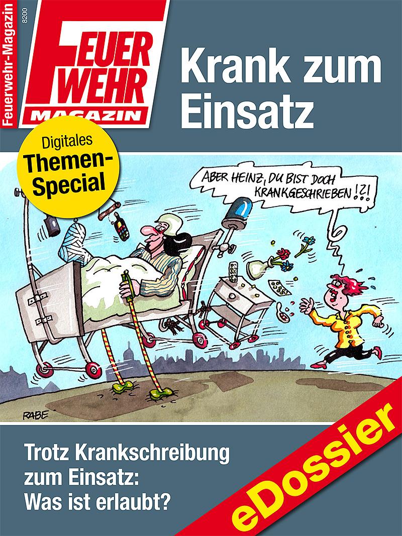 """Produkt: Download Recht """"Krank zum Einsatz"""""""