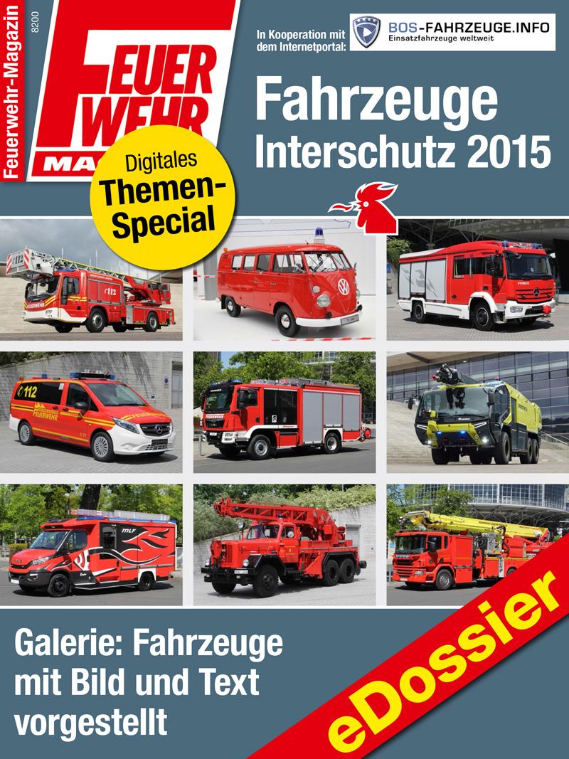 Produkt: Fahrzeuge Interschutz 2015