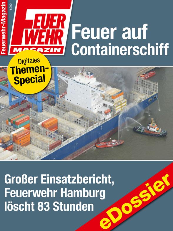 Produkt: Download Feuer auf Containerschiff