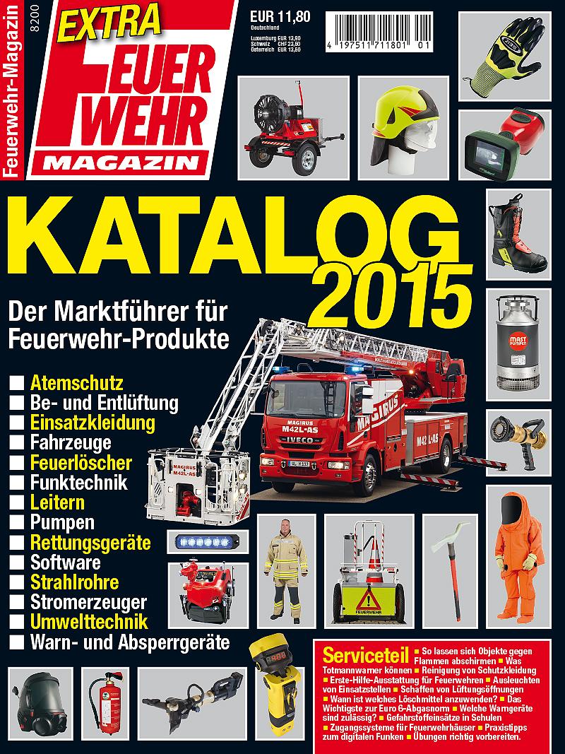 Produkt: Sonderheft: Katalog 2015 Digital
