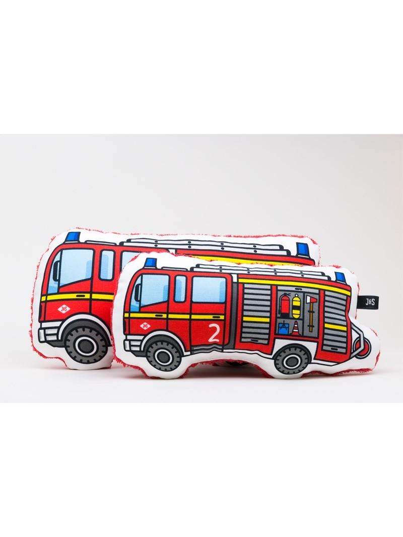 Produkt: Kuschelkissen Feuerwehr groß