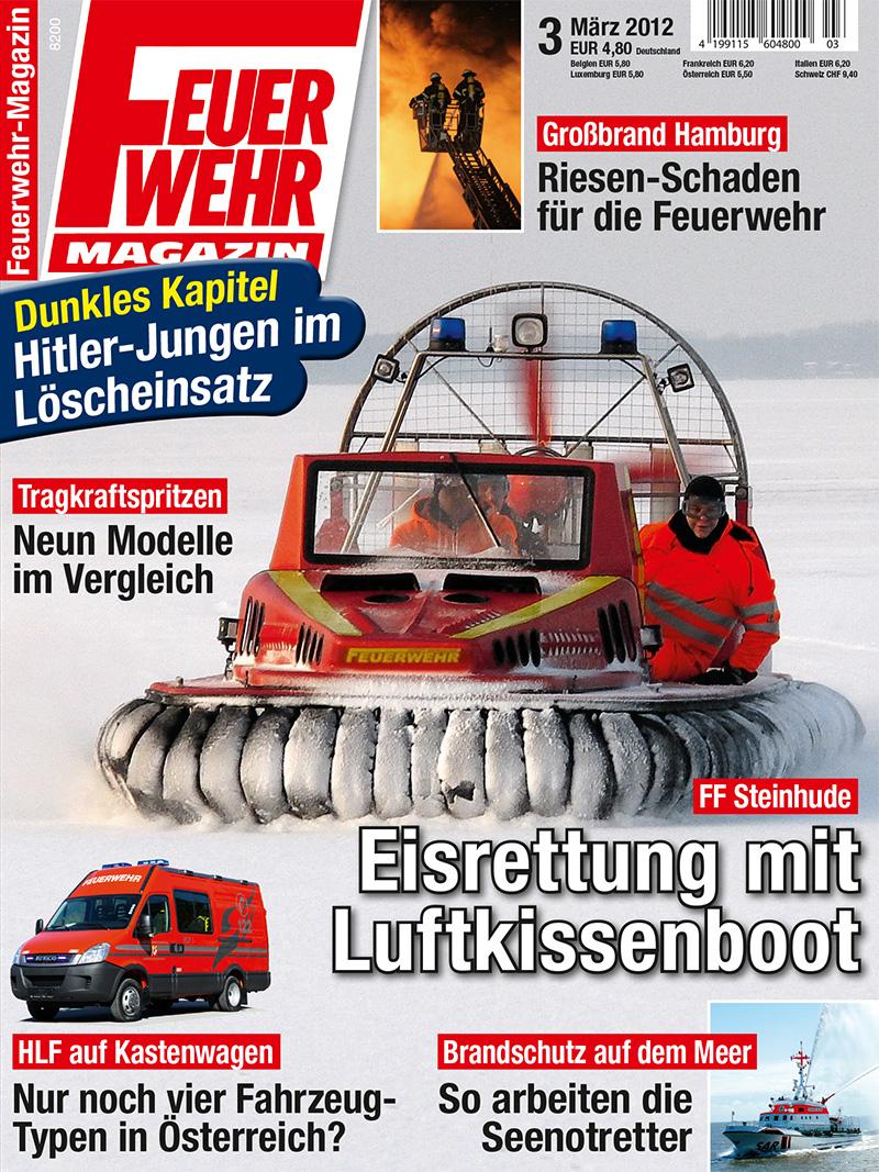 Produkt: Feuerwehr-Magazin Digital 3/2012