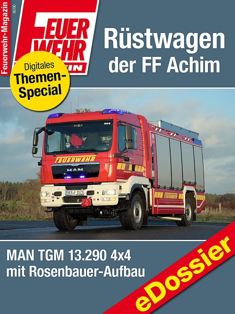 Produkt: Download Rüstwagen der FF Achim