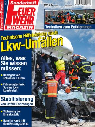 Sonderheft: Technische Hilfeleistung nach LKW-Unfällen