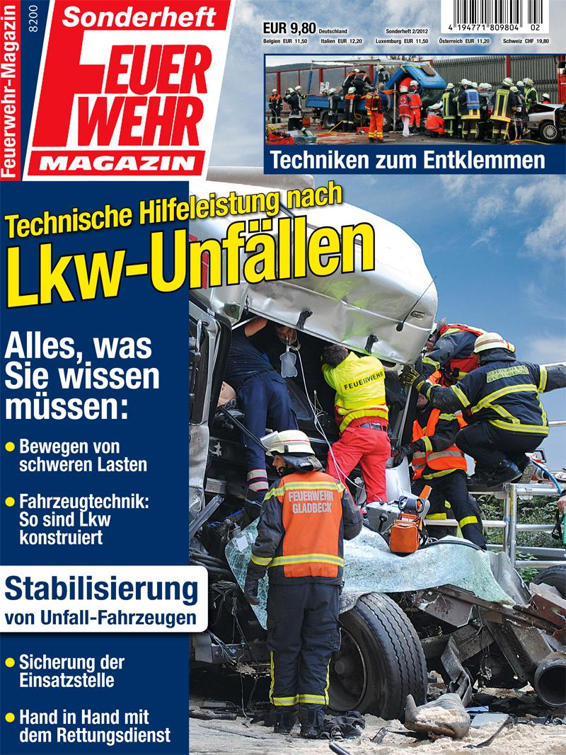 Produkt: Sonderheft: Technische Hilfeleistung nach Lkw-Unfällen