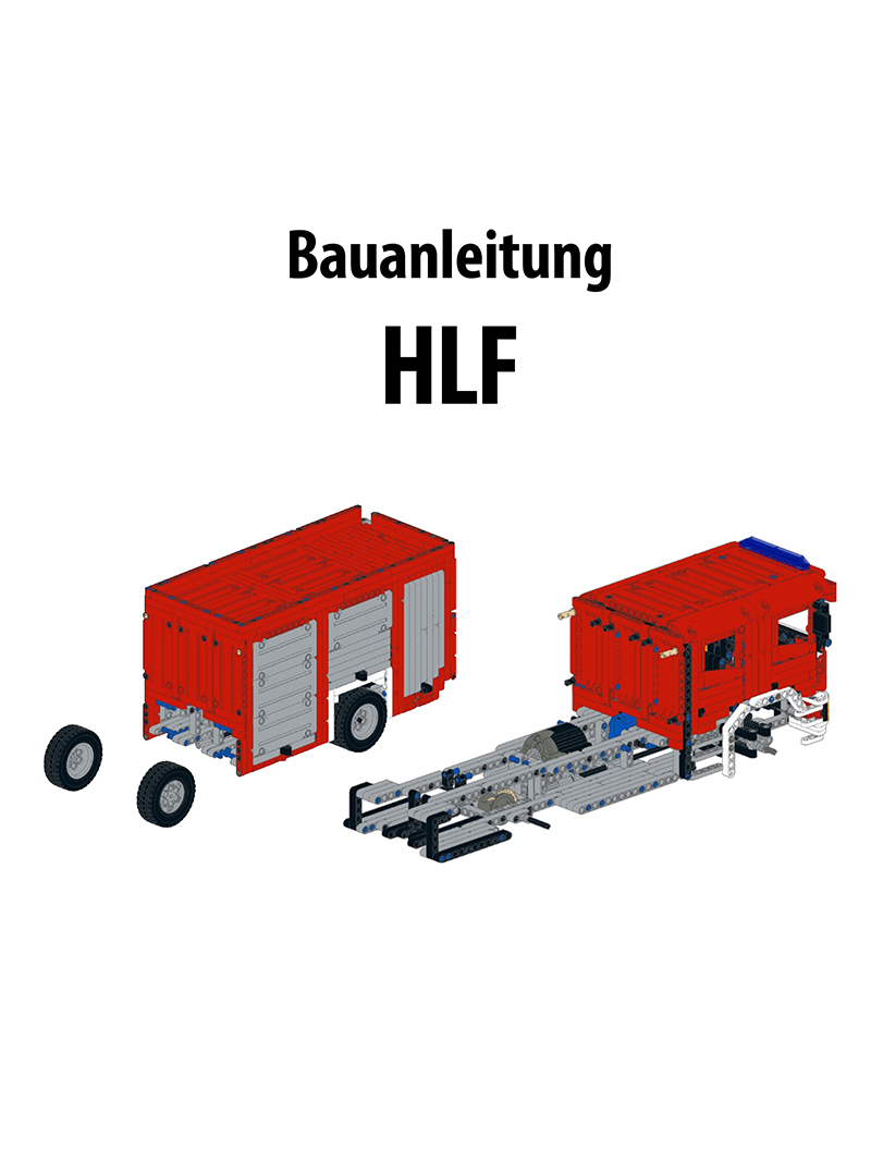Produkt: Bauanleitung HLF
