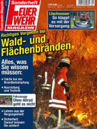 Produkt: PDF-Download: Sonderheft: Richtiges Vorgehen bei Wald- und Flächenbränden