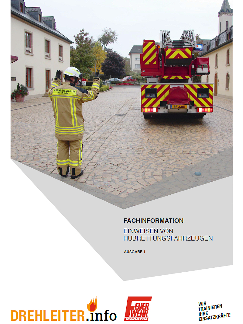 Produkt: Download Einweisen von Hubrettungsfahrzeugen