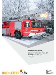 Produkt: Download Hubrettungsfahrzeuge im Wintereinsatz