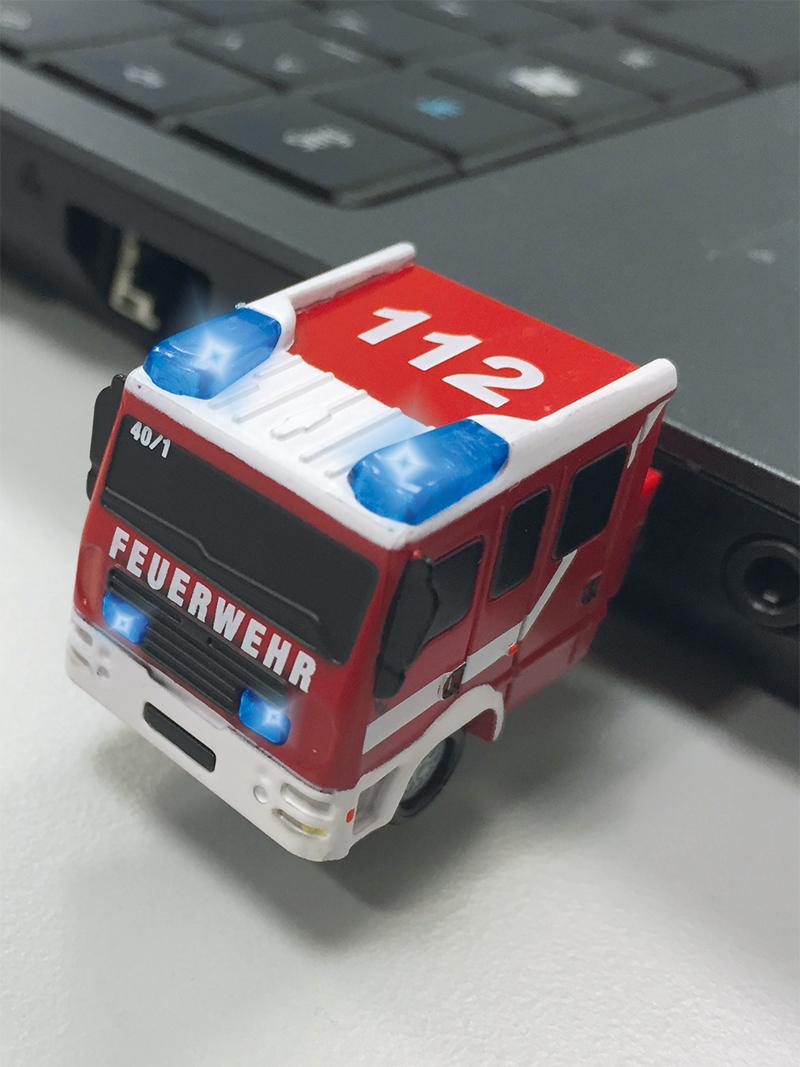 Produkt: USB Stick Feuerwehr 3.0, 32 GB