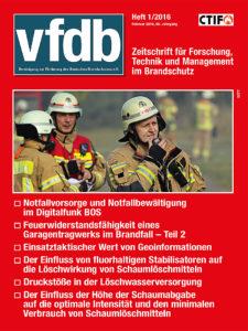 Produkt: vfdb Magazin Jahresabonnement Print