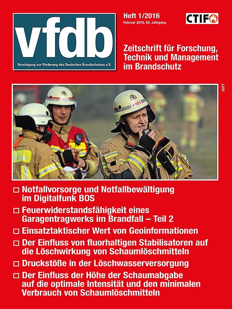 Produkt: vfdb Magazin Jahresabo