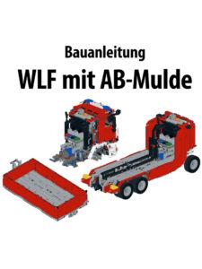 Produkt: Bauanleitung WLF mit AB-Mulde