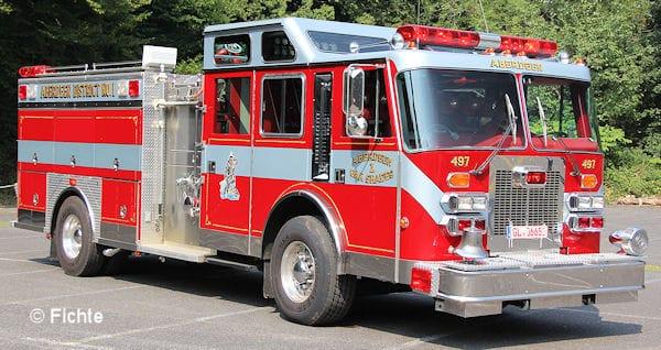 Rescuepumper Aberdeen FD NJ
