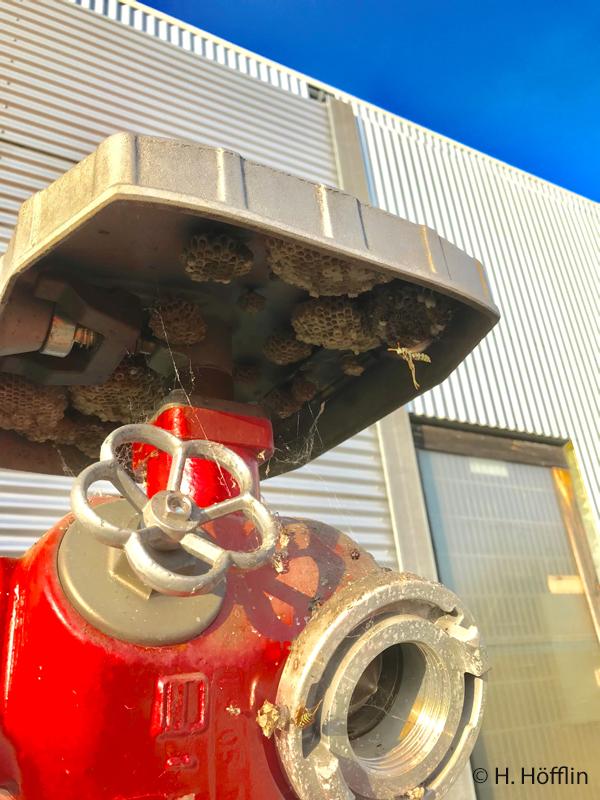 Brandschutzsünde