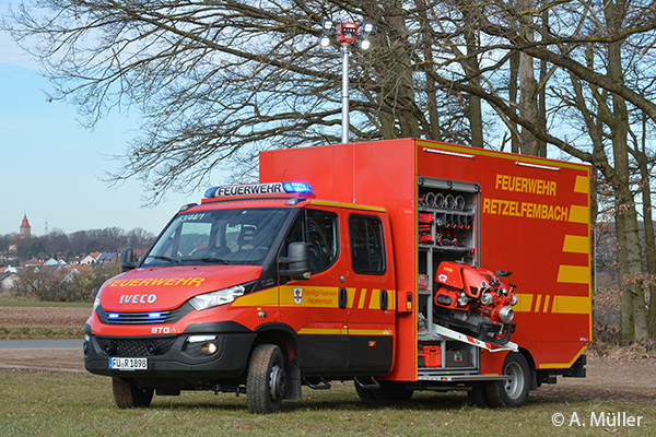 TSF-L Feuerwehr