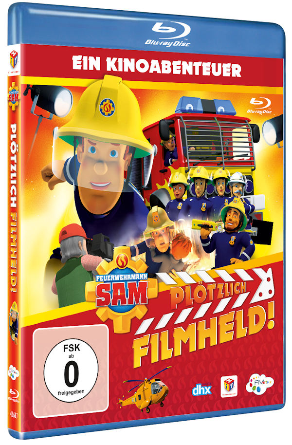 Feuerwehrmann Sam Kinox.To