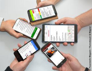 Feuerwehr Alarmierungs Apps: Welche Soft- & Hardware und was bei der Beschaffung beachtet werden muss.